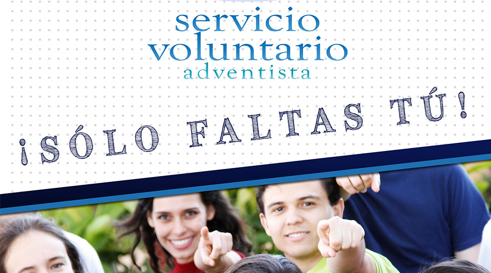 Banner: Servicio Voluntario Adventista