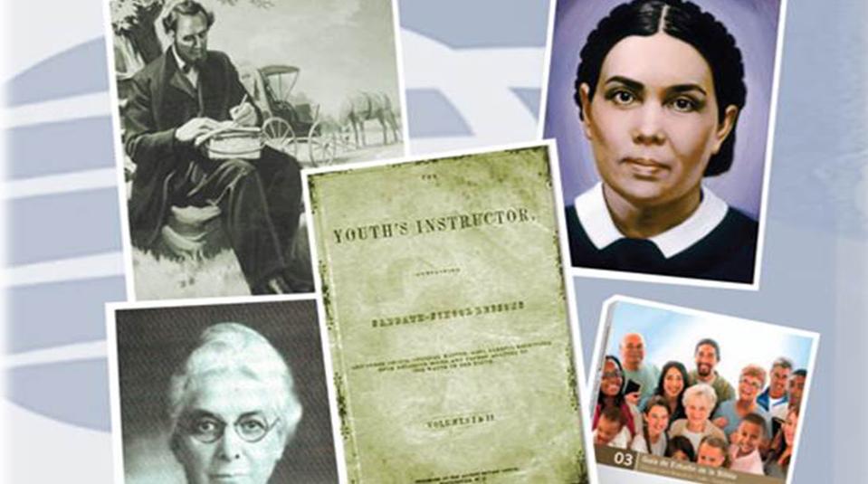 Historia de la Escuela Sabática 160 Diapositivas