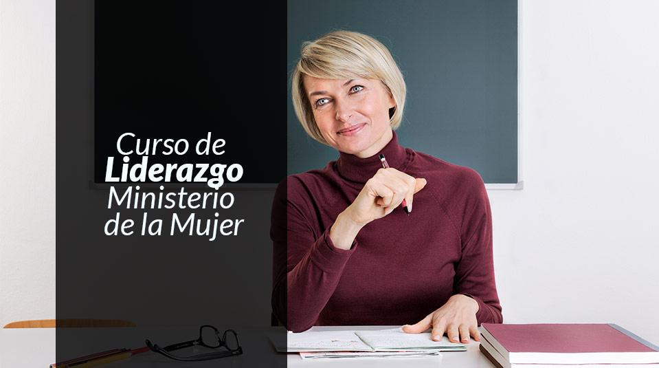 Curso de Liderazgo M. de la Mujer