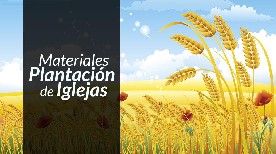 Materiales Plantación de Iglesias