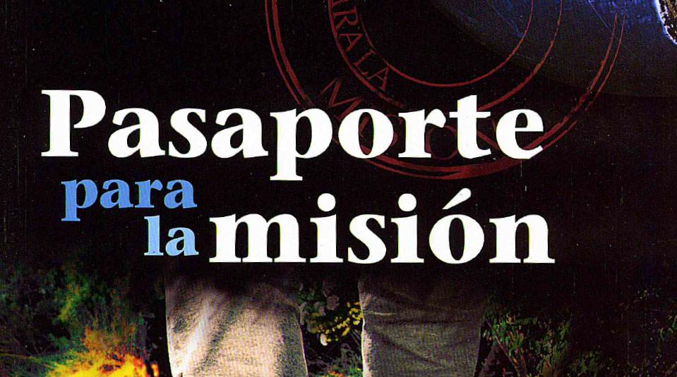Libro: Pasaporte para la Mision