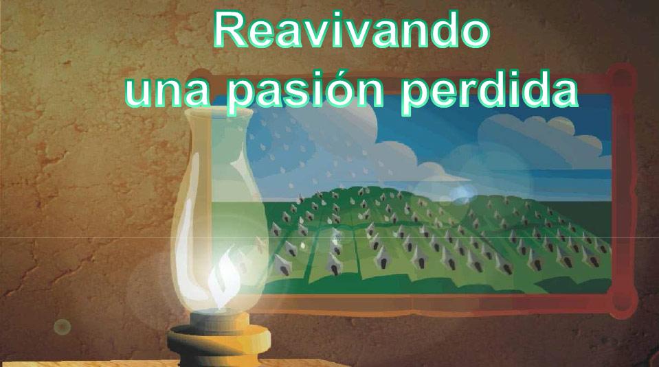 Seminarios: Recuperando una pasión perdida