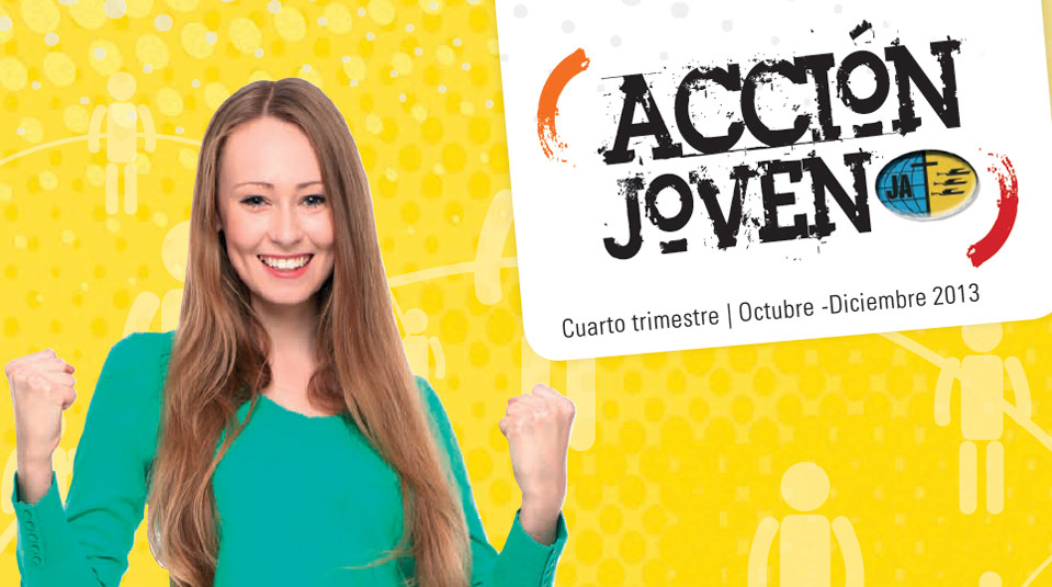 Revista Acción Joven 4º trimestre 2013