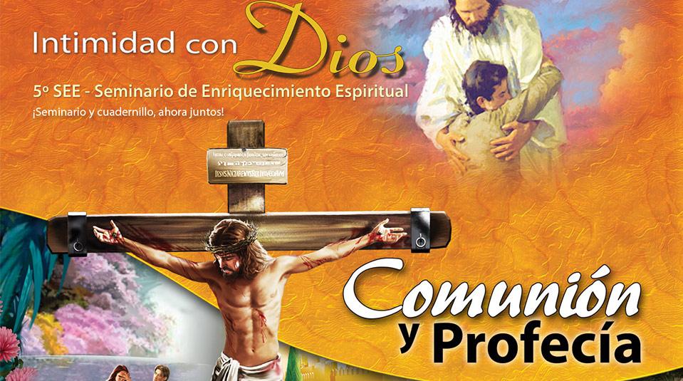 Arte PPT: 5º SEE – Seminario de Enriquecimiento Espiritual