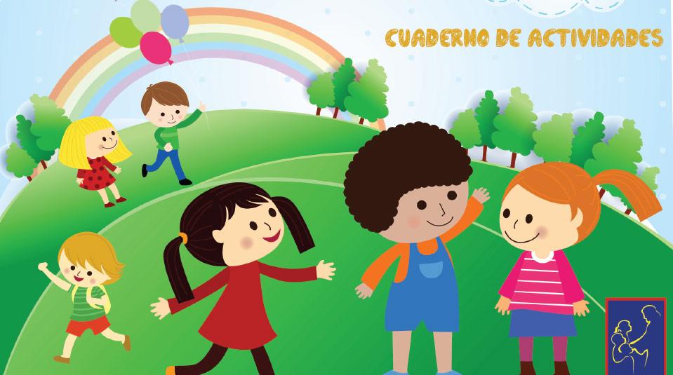 Cuaderno de Actividade: Semana de Mayordomía Infantil 2014