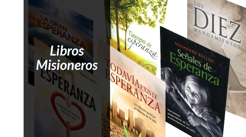 Libros Misioneros
