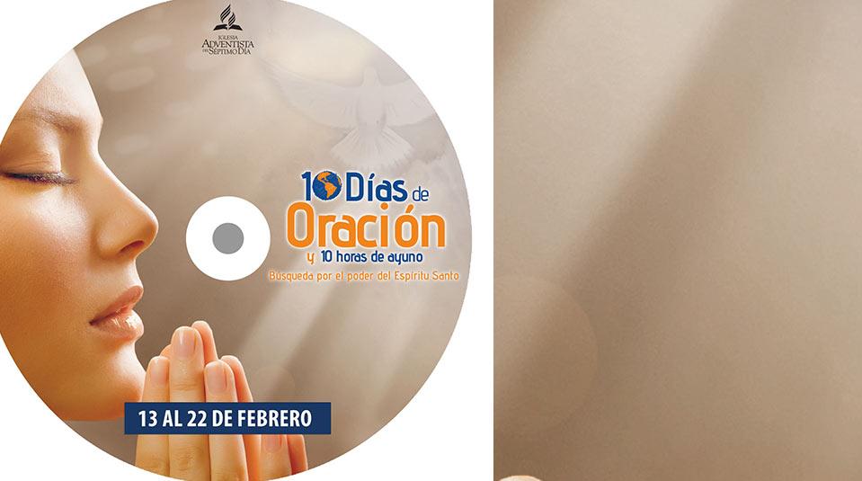 Label: 10 días de oración y 10 horas de ayuno 2014