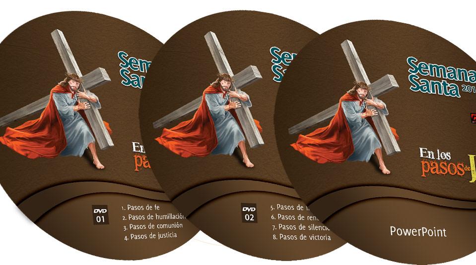 Adhesivos: Semana Santa 2014