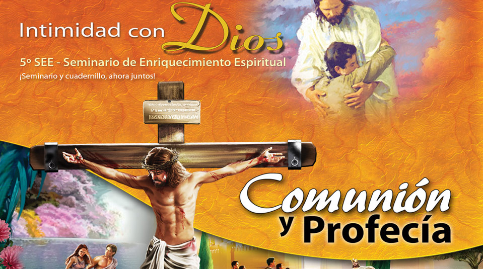 13(ppt) Seminarios: 5º Seminario de Enriquecimiento Espiritual