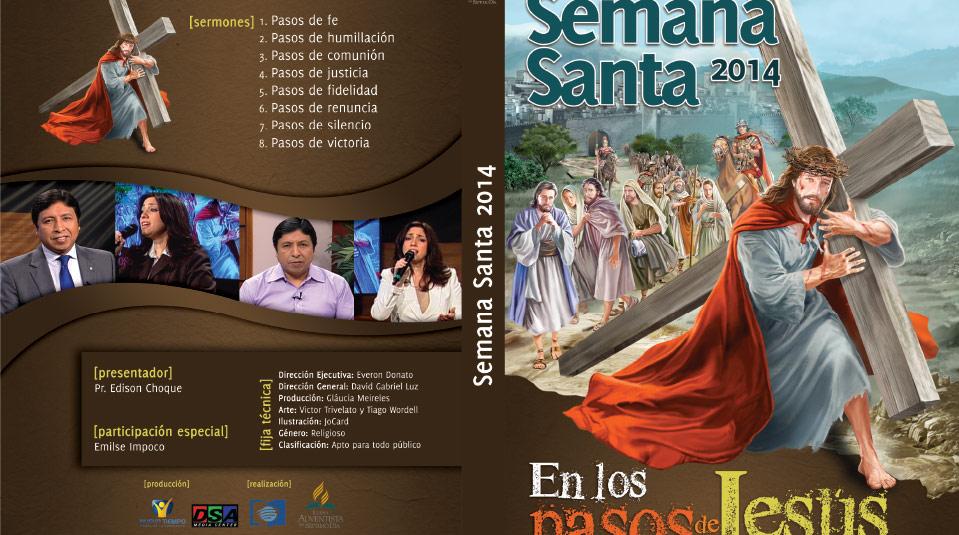Tapa de lo DVD: Semana Santa 2014