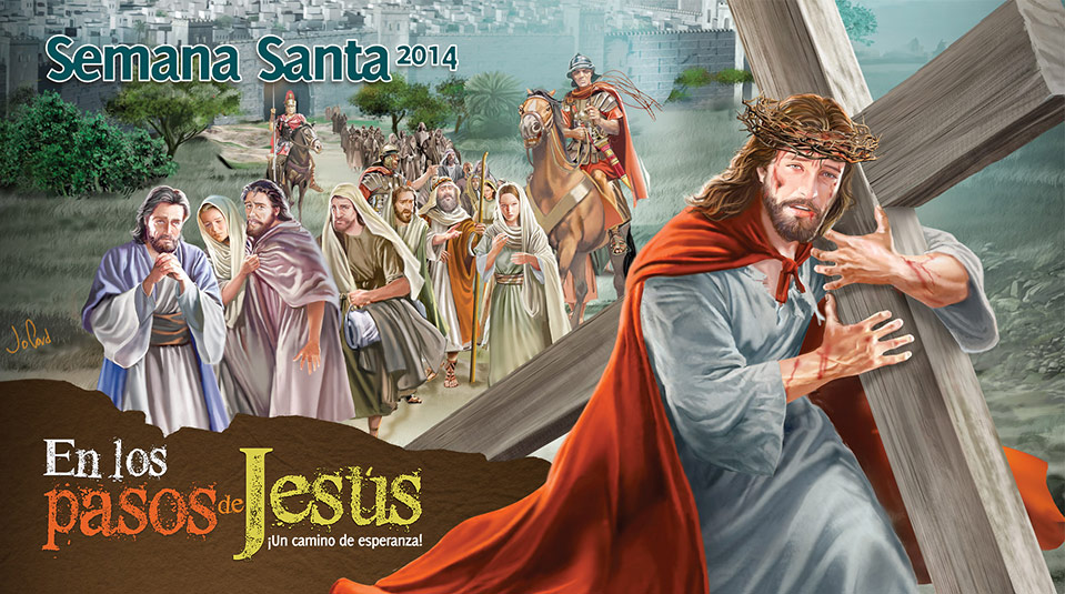 Protector de pantalla: Semana Santa 2014