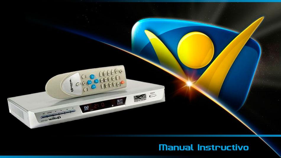 Manual para equipo Quasar AB7000