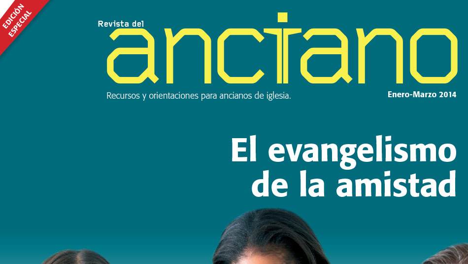 Revista del Anciano 1º trimestre 2014