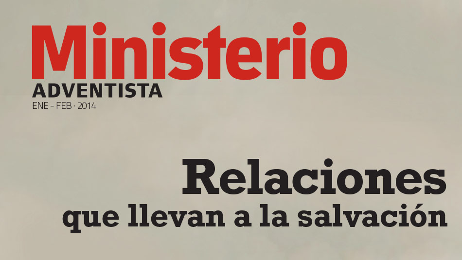 Revista Ministerio  1º b 2014