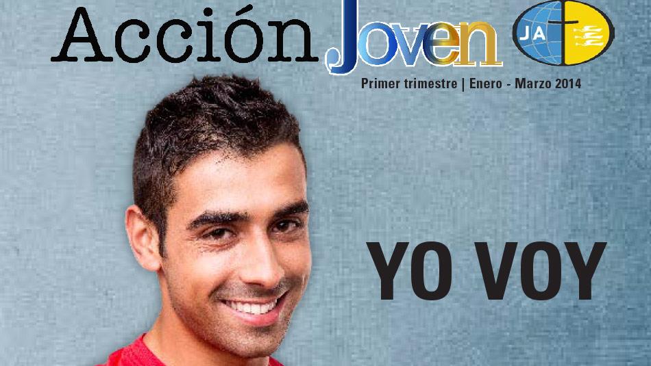 Revista Acción Joven 1º trimestre 2014