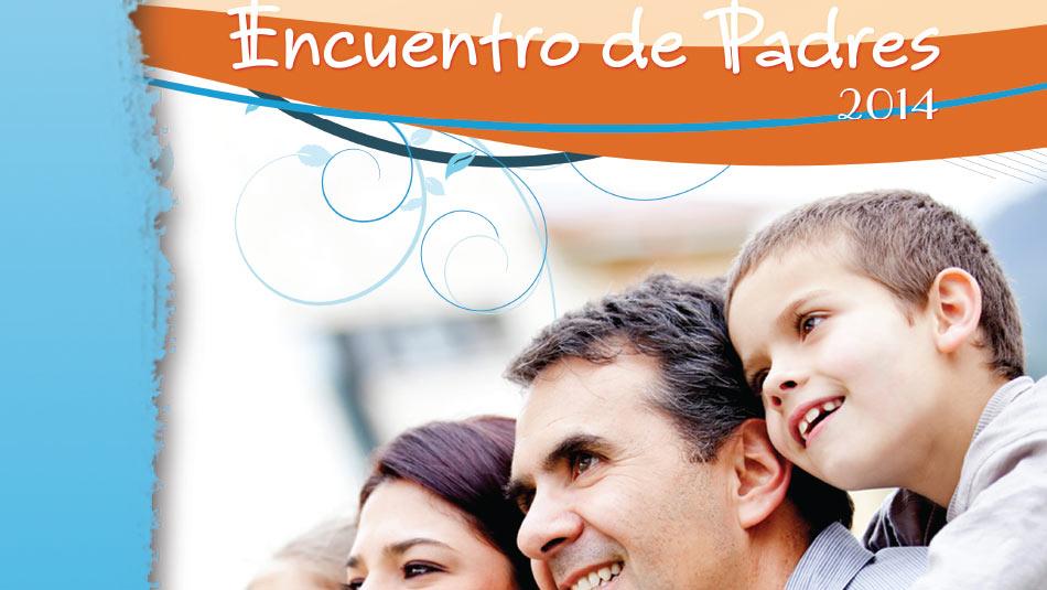 Afiche: Encuentro de Padres 2014