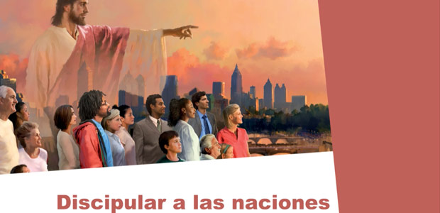 #10: Discipular a las naciones 1º Trim/2014 – Escuela Sabática