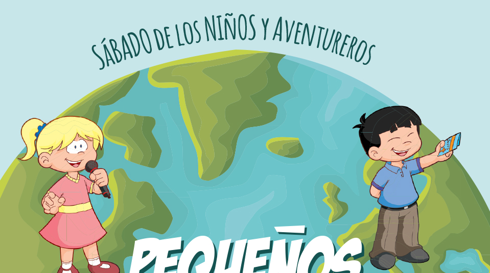 Libreto: Pequeños Misioneros – Sábado de los niños y aventureros 2014