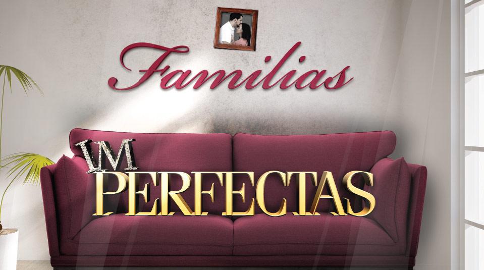 Afiche: Familias [Im]Perfectas – Semana de la Familia 2014