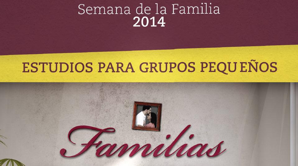 Guía para Grupo Pequeño: Familias [Im]Perfectas – Semana de la Familia 2014