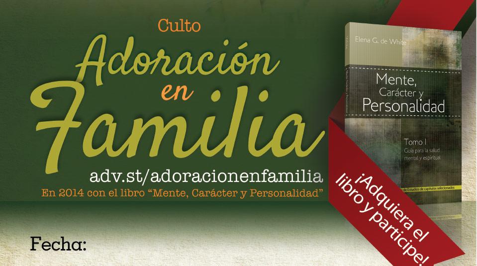 Diseño Abierto: Adoración en Familia 2014