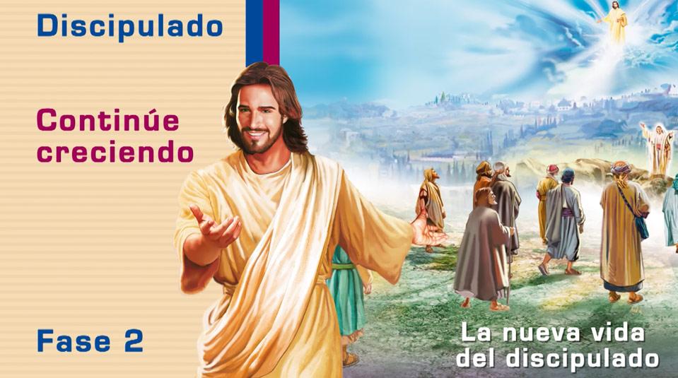 #1 La nueva vida del discípulo – Ciclo de Discipulado fase 2