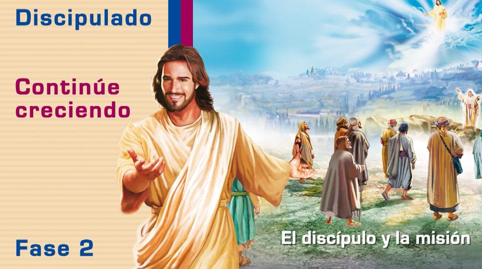 #13 El discípulo y la misión – Ciclo de Discipulado fase 2