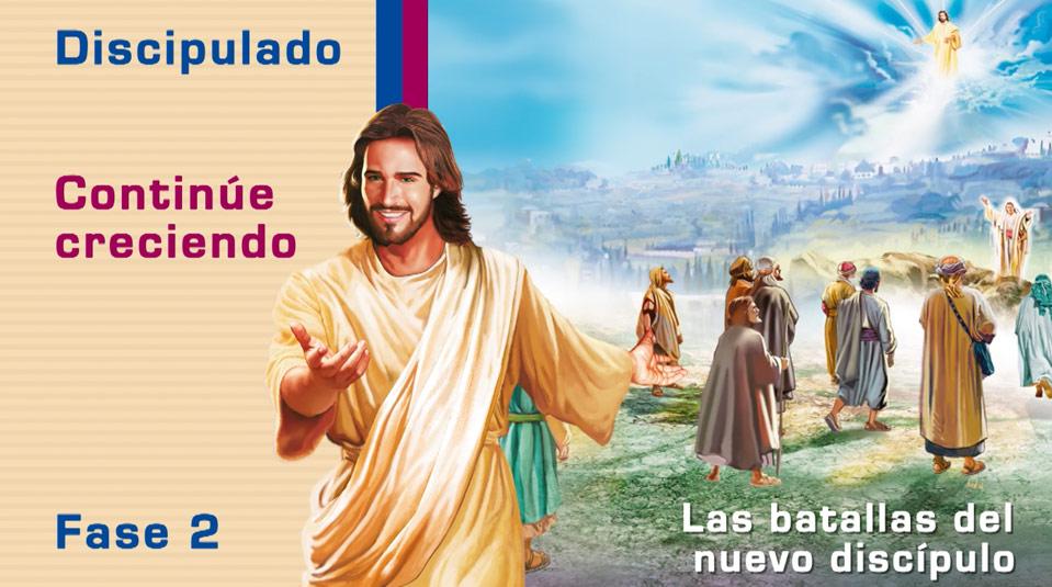 #2 Las batallas del nuevo discípulo – Ciclo de Discipulado fase 2