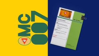 OMC 007 – Tarjeta de Amigo y explorador