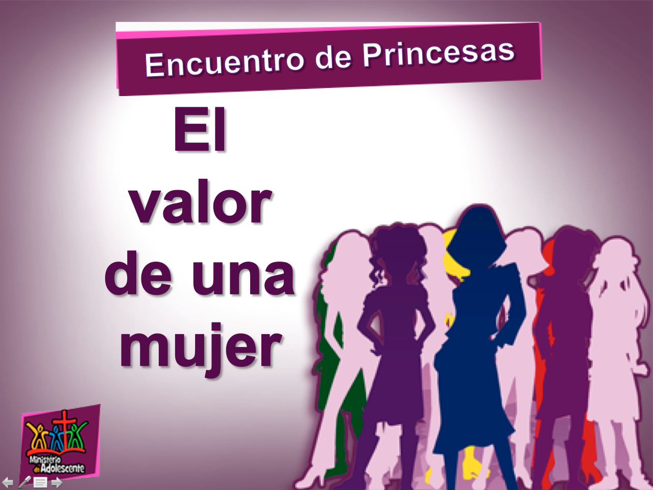 Encuentro de Princesas – Tema 01