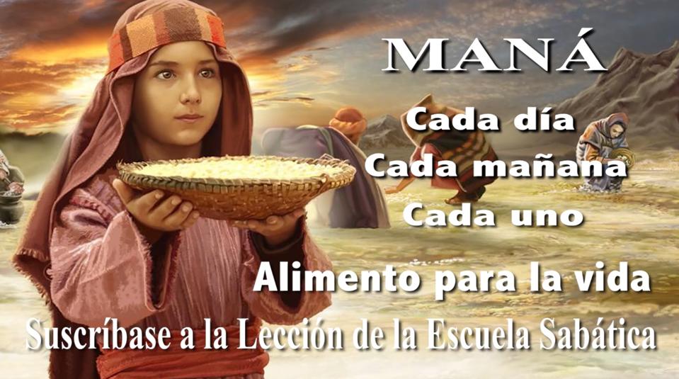 Proyecto Maná – Escuela Sabática