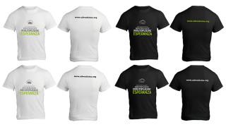 Camiseta Multiplicando Esperanza – Diseño abierto PSD