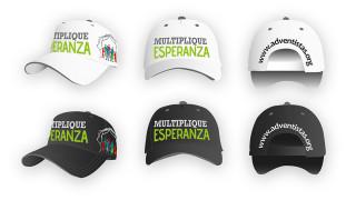 Gorra Multiplicando Esperanza – Diseño abierto PSD