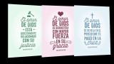 Tarjetas: Amor de Dios