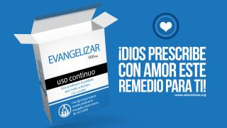 Caja de remedios para armar: Evangelizar – Escuela Sabática