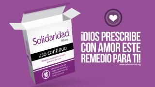 Caja de remedios para armar: Solidaridad – Escuela Sabática