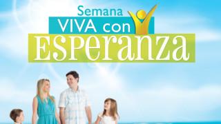 Afiche: Evangelismo Viva con Esperanza
