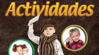 Cuaderno de actividade: Adoración infantil 2015