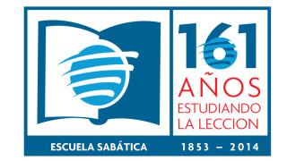 Logo: 161 Años de Escuela Sabática