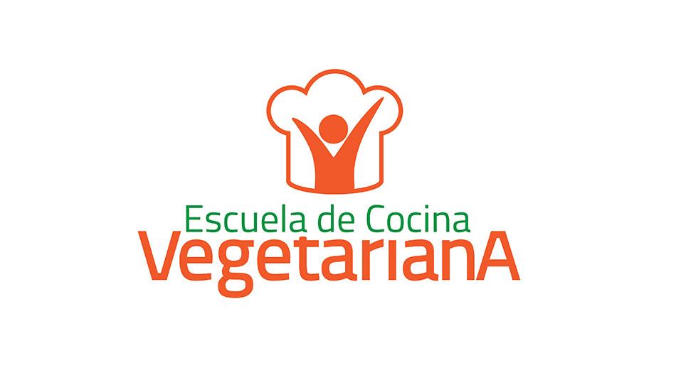 Logo escuela de cocina vegetariana materiales y - Escuela de cocina vegetariana ...