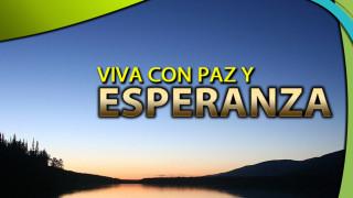 #4 PPT: Viva co paz y esperanza – Evangelismo Público de Cosecha 2014