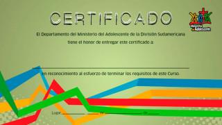 Certificado: Liderazgo 1 – UPSur