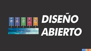 Diseño Abierto – PODER UPSur