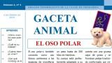 Gaceta Animal – Oso Polar 1ºTrimestre 2015
