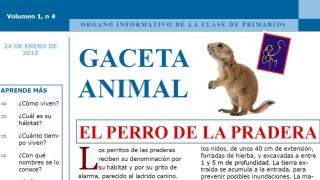 Gaceta Animal – El Perro de la Pradera 1º Trimestre 2015