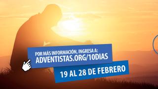 Banners Web: 10 Días de oración y 10 horas de ayuno 2015