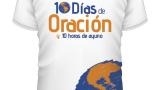 Camiseta: 10 Días de oración y 10 horas de ayuno 2015