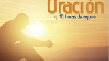 Banner: 10 Días de oración y 10 horas de ayuno 2015