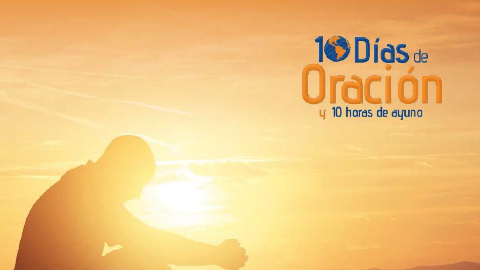Revista 10 Días de oración y 10 horas de ayuno