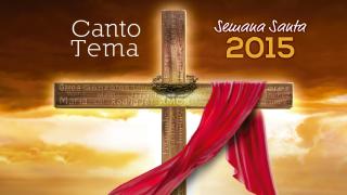 Powerpoint Música Tema La pasión de Cristo eres tú – Semana Santa 2015